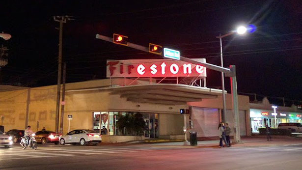 Firestone Diner